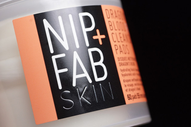 Nip + Fab Ddragon's Blood Cleansing Pads review