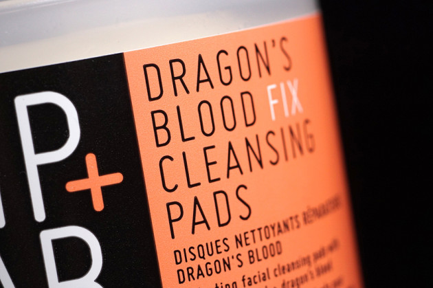 Nip + Fab Dragon's Blood skincare review photos