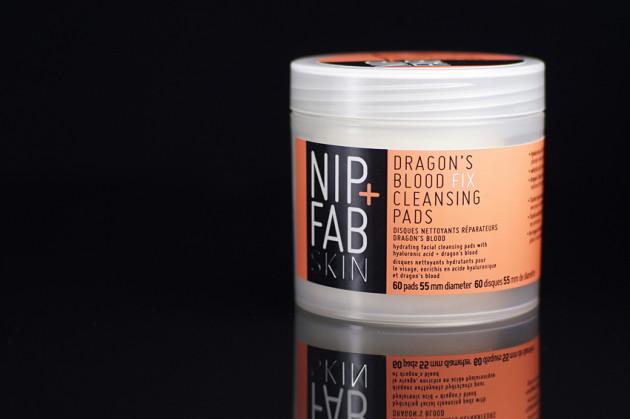 Nip + Fab Hyaluronic Acid pad review