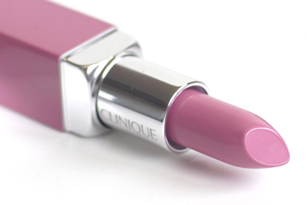 Clinique Fab Pop swatch review lip color primer