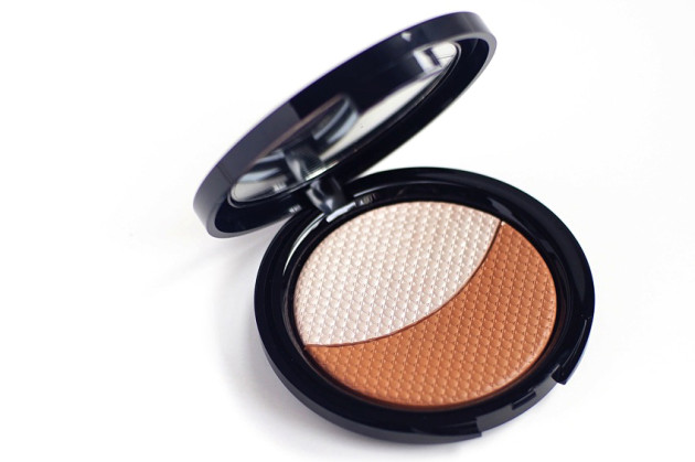 MUFE Pro Sculpting Duo Pink Beige review