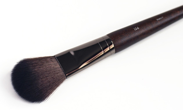 Make Up For Ever 156 brush review