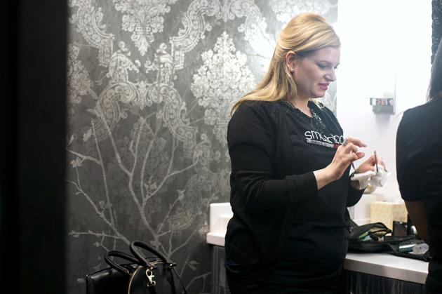 Smashbox Makeup Artist Kristi Dukovic