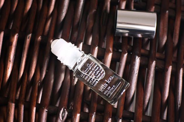 by rosie jane Leila Lou perfume oil review