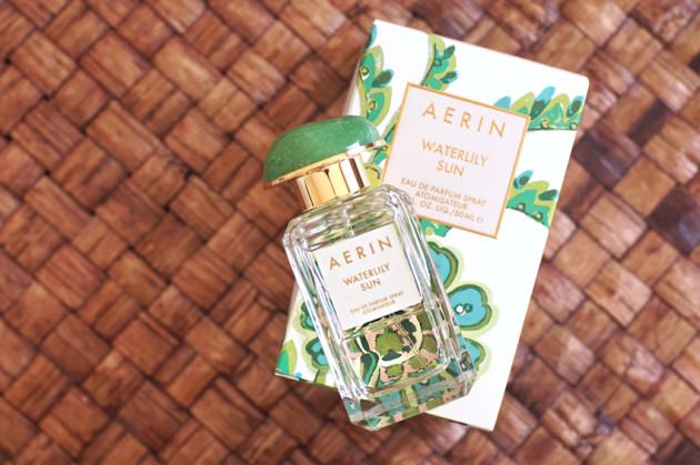 Aerin Waterlily Sun review Eau de Parfum