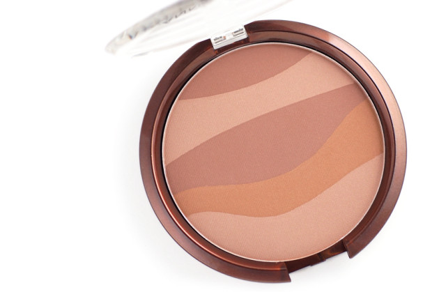 Annabelle Cosmetics Matte Gold Biggy Bronzer review