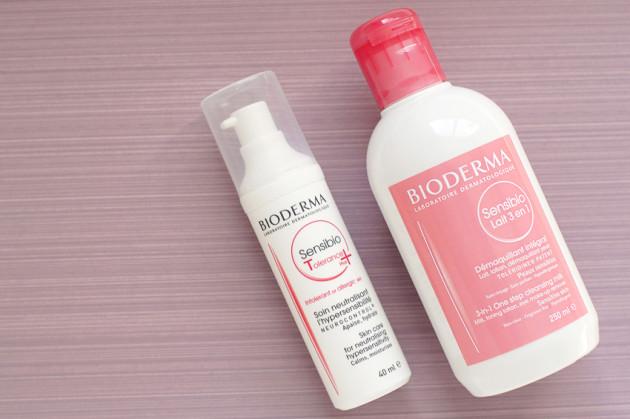 Bioderma Sensibio Crealine tolerance+, cleansing milk review