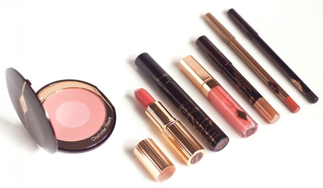Charlotte The Ingenue makeup look review photos