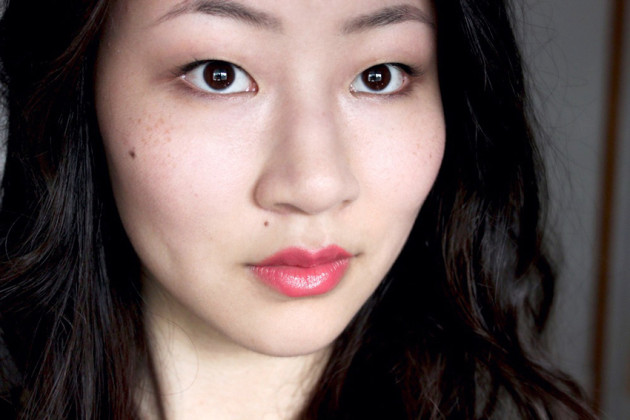 Charlotte Tilbury review makeup look