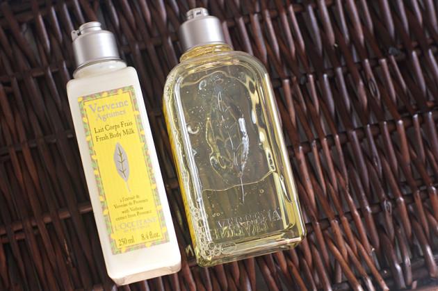 L'Occitane Verveine Agrumes Fresh Body Milk review