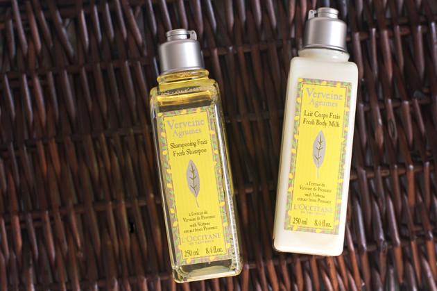L'Occitane Verveine Agrumes Fresh Shampoo review