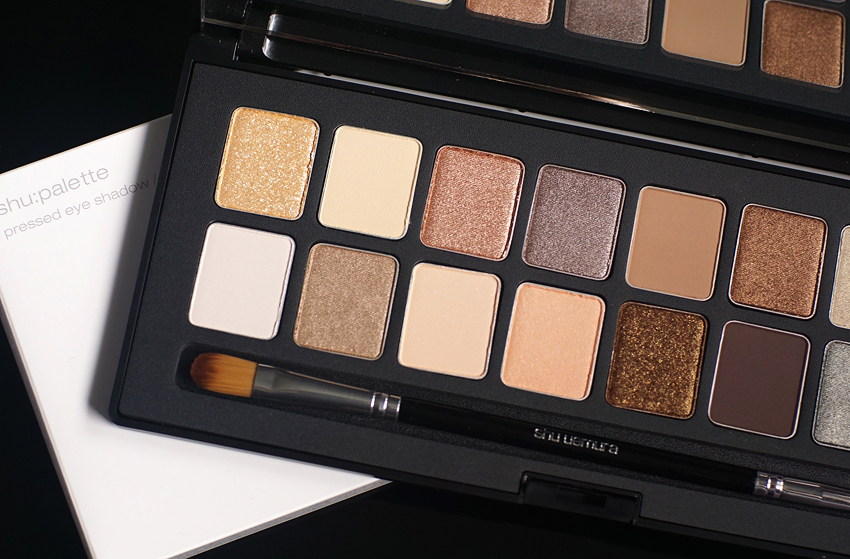 Thenotice Shu Palette Review Swatches Photos A Shu
