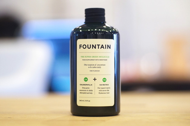 Fountain The Green Molecule review DECIEM