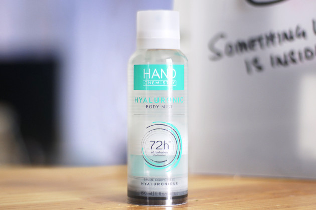 Hand Chemistry Hyaluronic Body Mist DECIEM review