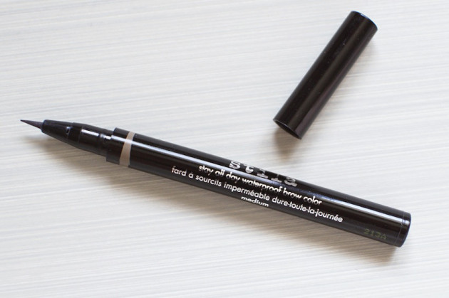 Stila Stay All Day Waterproof Brow Colour review swatches Medium