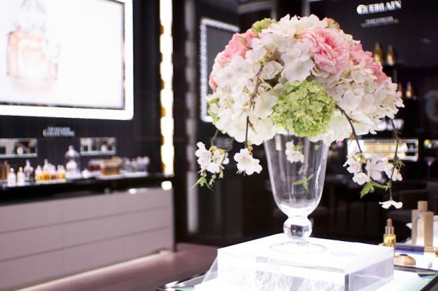 Guerlain Boutique Toronto tour review