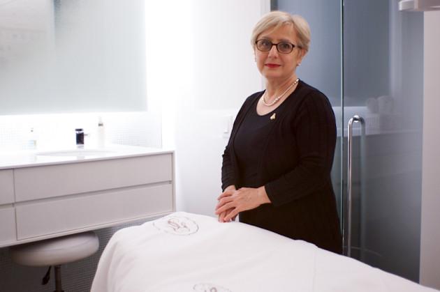 Guerlain Institute Spa facial review Toronto Bloor