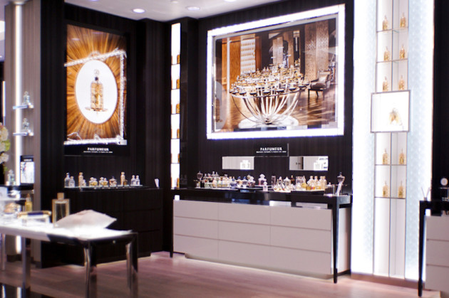 Guerlain Yorkville Toronto Boutique and Institute review