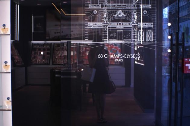 Guerlain boutique review