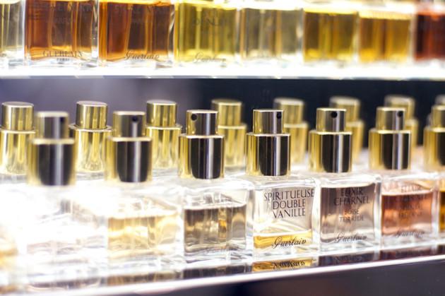 Guerlain les exclusifs perfumes