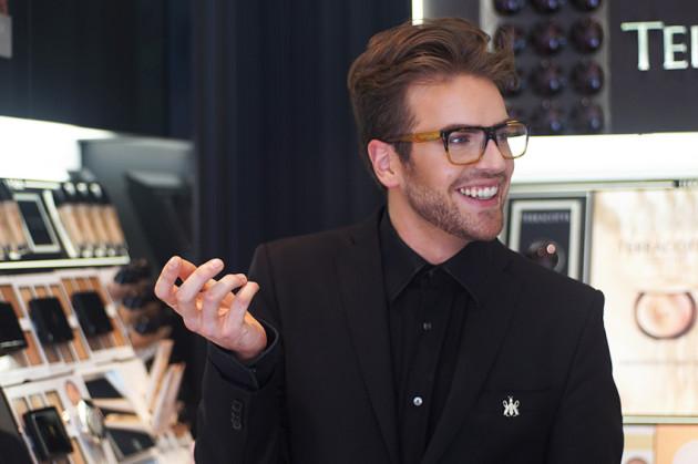 Guerlain makeover review Boris Jander Seypen Toronto