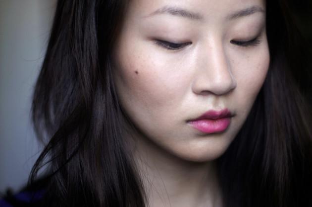Guerlain makeup application review meteorites, bronzer, lipstick