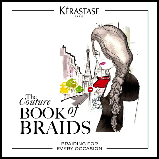 Kerastase the Book of Braids tutorials