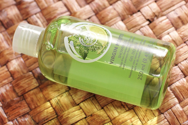The Body Shop Virgin Mojito Shower Gel review