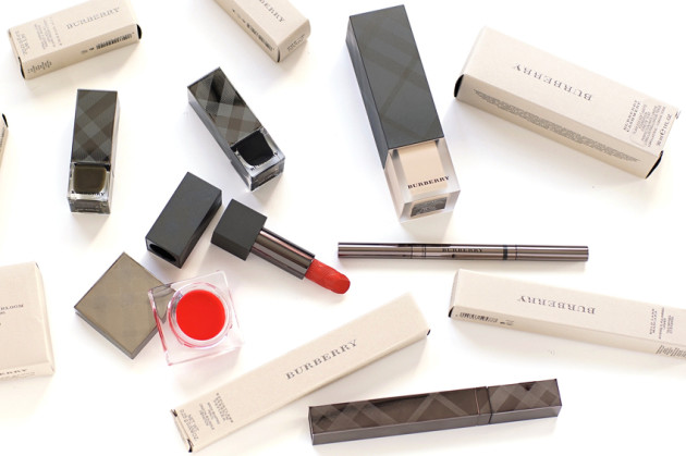 Burberry Beauty launches Canada Vancouver Nordstrom