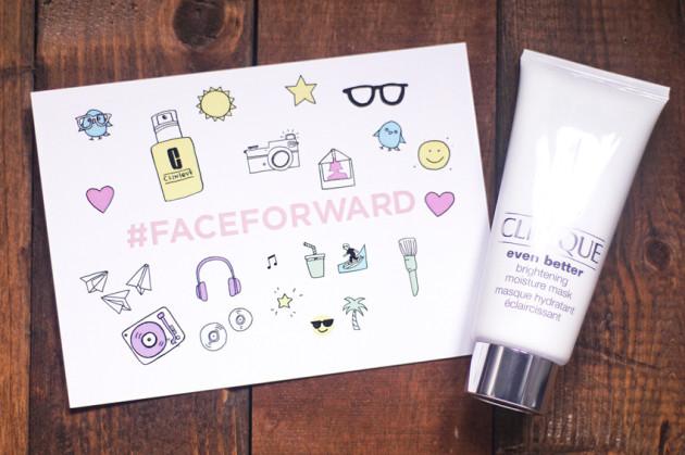 Clinique Face Forward Even Better mask