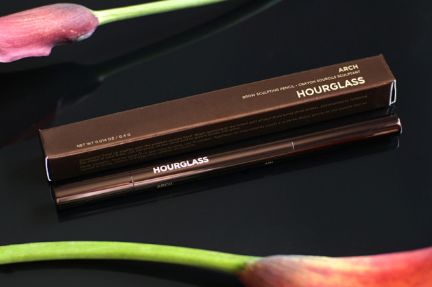 Hourglass Arch Brow Pencil review box