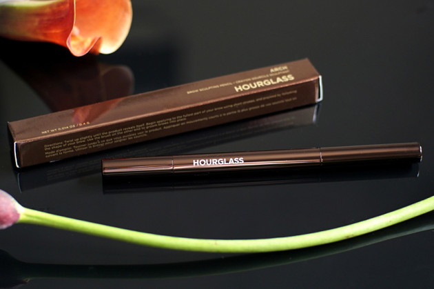 Hourglass brow pencil filler review
