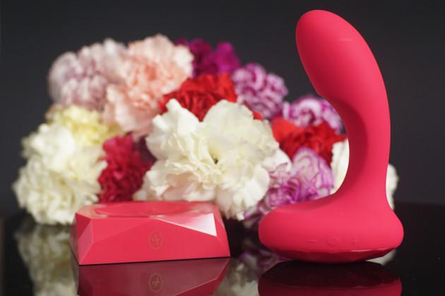 L'Amourose Rosa vibrator review photos