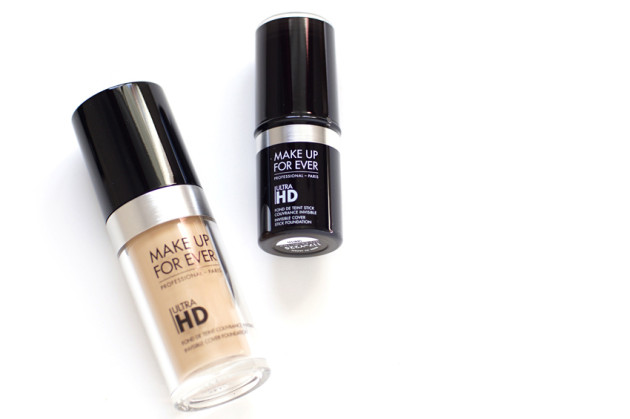 Make Up For Ever Ultra HD foundation review, stick foundation