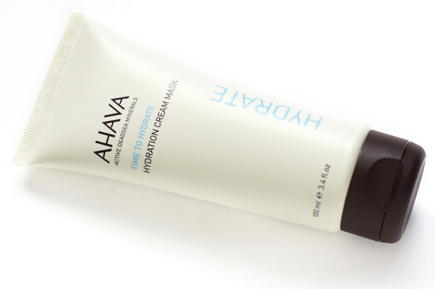 AHAVA Time to Hydrate Cream Mask review
