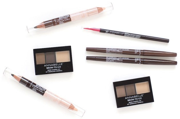 Best budget eyebrow products Annabelle review