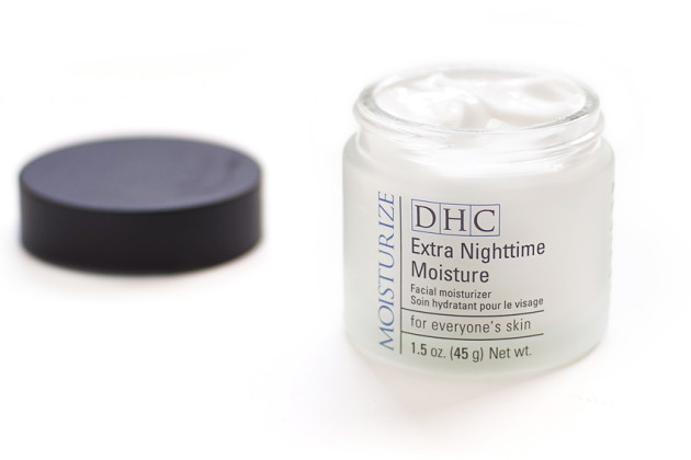 DHC Extra Nighttime Moistsure review