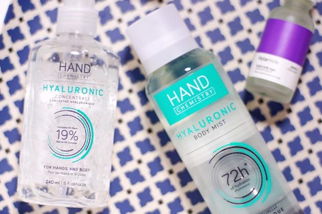 Deciem Hylamide Hand Chemistry review