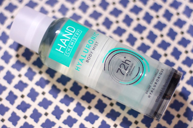 Hand Chemistry Body Mist review
