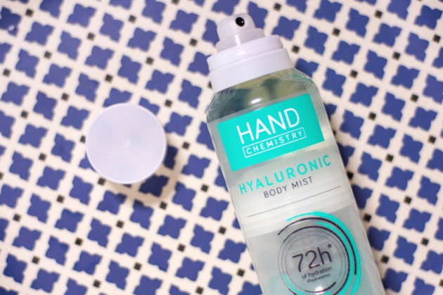 Hand Chemistry Hyaluronic Body Mist review