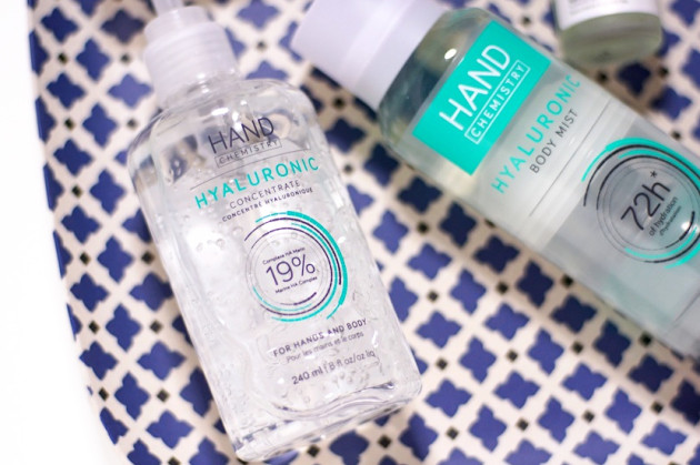Hand Chemistry hyaluronic gel review