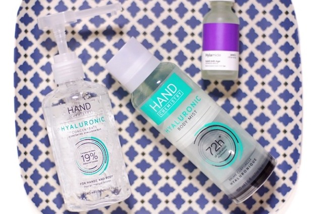 Three hyaluronic acid product review picks