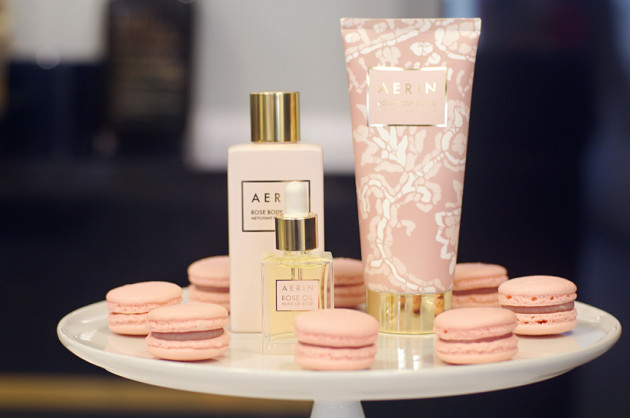Aerin Rose Oil collection preview
