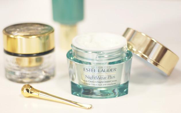 Estee Lauder Nightwear and ReNutriv preview