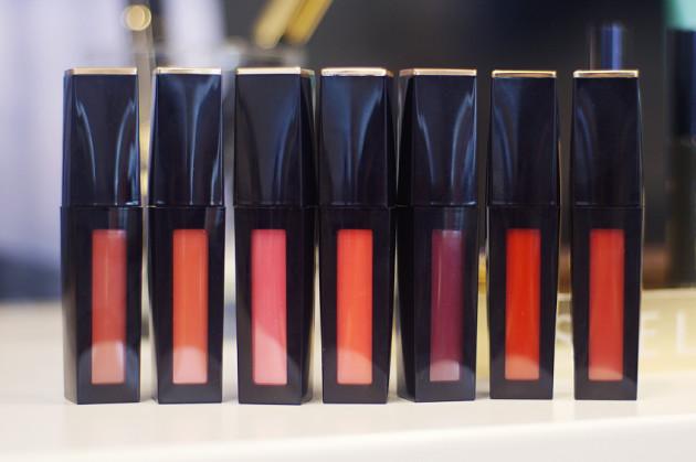 Estee Lauder Pure Color Envy lip glosses review