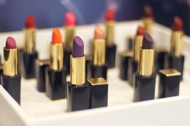 Estee Lauder Pure Color Envy matte lipsticks