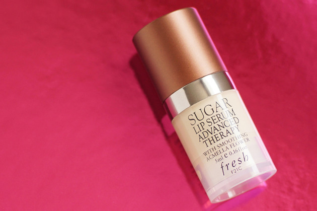Fresh Sugar Advanced Lip Therapy Serum review