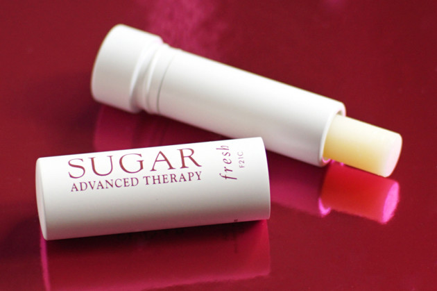 Fresh Sugar Advanced Therapy lip balm review