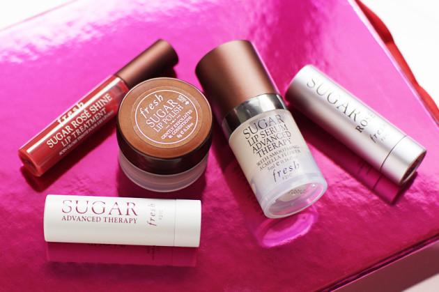 Fresh Sugar Lip Lovers review holiday gift set