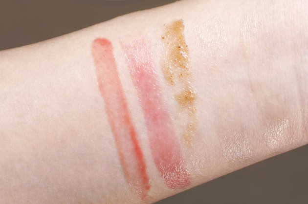 Fresh Sugar Lip Lovers swatches review